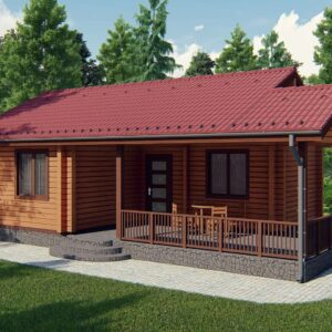 D001-Алібей-титульна дом из дерева сруб деревянный деревянный дом цена план дома