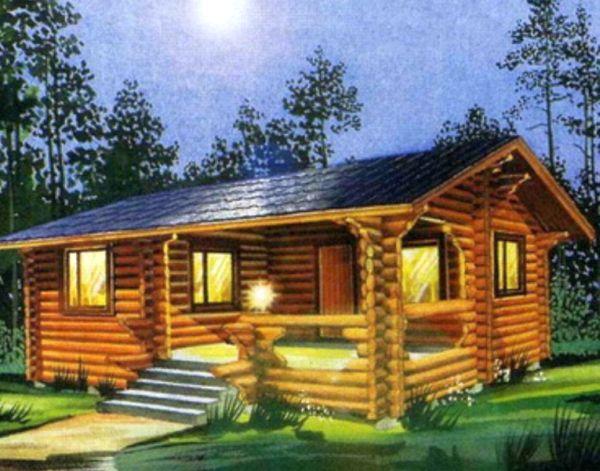 Как выбрать деревянный дом
